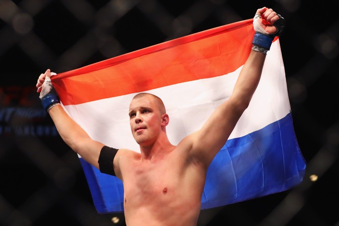 Stefan Struve UFC Holanda (Foto: Getty Images)