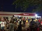 Bando armado faz funcionários reféns e assalta banco em Independência