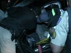 Acidente deixa feridos e homem preso às ferragens em Perdões, MG