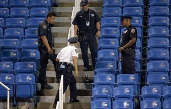 Polícia de Nova York prende professor acusado de usar drone no US Open