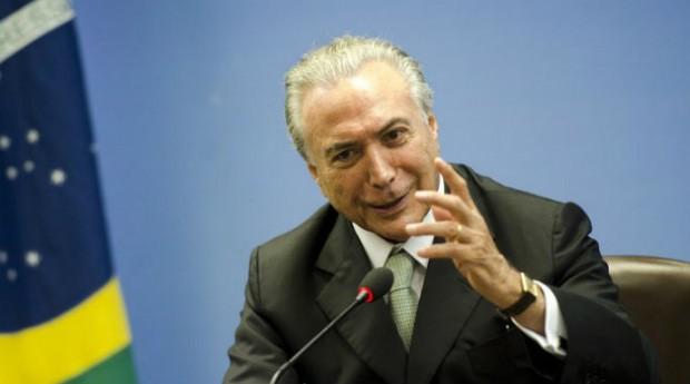 Michel Temer (Foto: Agência Brasil)