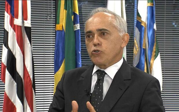 investigado no STF (Reprodução GloboNews)