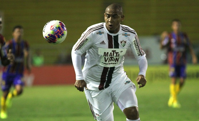 Walter, Madureira x Flumiense (Foto: Nelson Perez / Flickr do Fluminense)