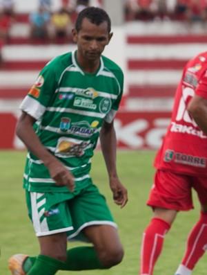 Meia Zé Antônio troca Coritiba-SE pelo Itabaiana em 2015 (Foto: Filippe Araújo)