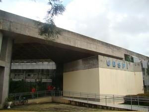 Universidade Estadual do Piauí (Foto: Catarina Costa/G1)