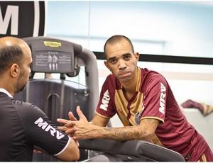Diego Tardelli já foi campeão pelo São Paulo (Foto: Bruno Cantini / Site Oficial do Atlético-MG)
