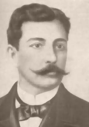 Aluisio Azevedo, autor de O Cortiço (Foto: reprodução)