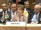 Líderes do Mercosul participam da cúpula do bloco no Paraguai