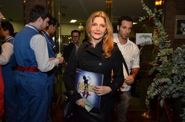 Maria Padilha (Foto: Marcello Sá Barreto e Leo Marinho / AgNews)