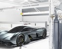 """Em parceria com RBR, Aston Martin revela supercarro de """"mago"""" Newey"""