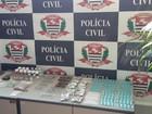Casal é preso em Barretos, SP, por tráfico internacional de drogas