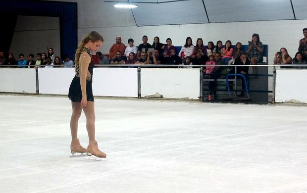 Isadora Williams, patinadora brasileira (Foto: Amanda Kestelman)