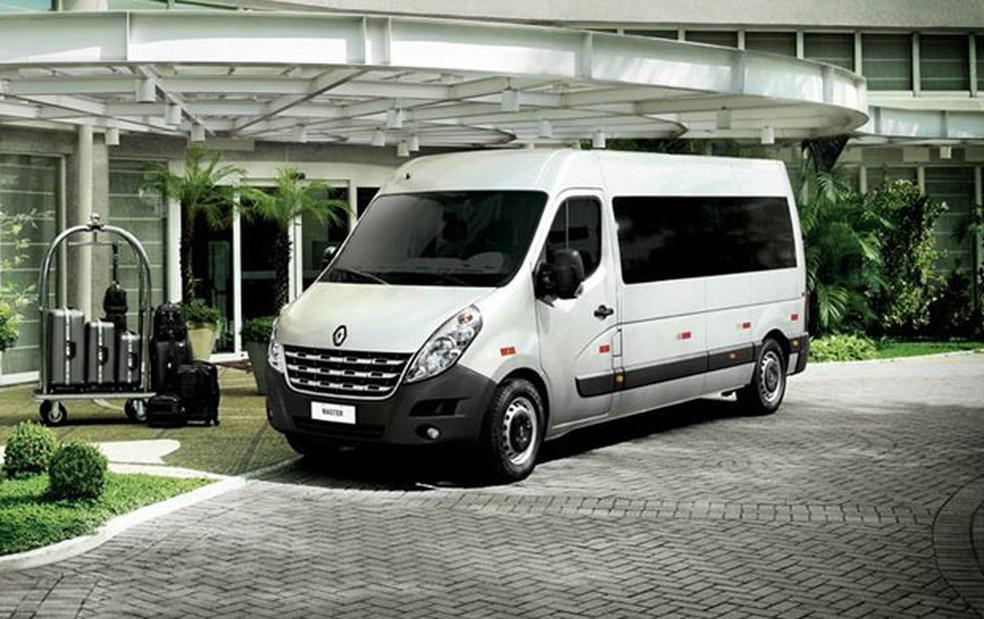 Renault Master (Foto: Divulgação)