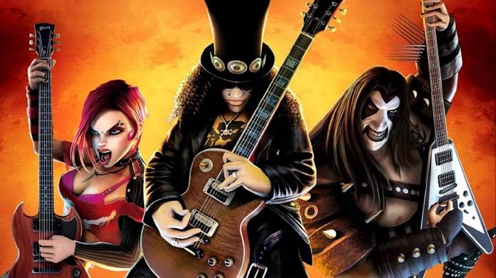 Guitar Hero possui uma série de pequenos segredos escondidos através dos jogos (Foto: Reprodução/YouTube)