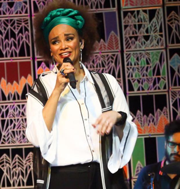 Luciana Mello (Foto: Marcos Ribas/Brazil News)