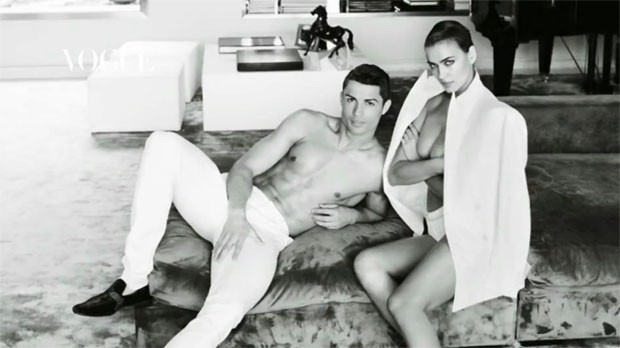 O casal (Foto: Reprodução)
