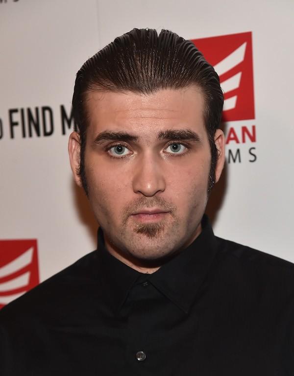 O músico Weston Cage, filho do ator Nicolas Cage (Foto: Getty Images)