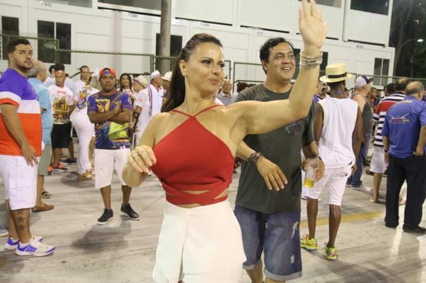 Viviane Araújo (Foto: Daniel Pinheiro / AgNews )