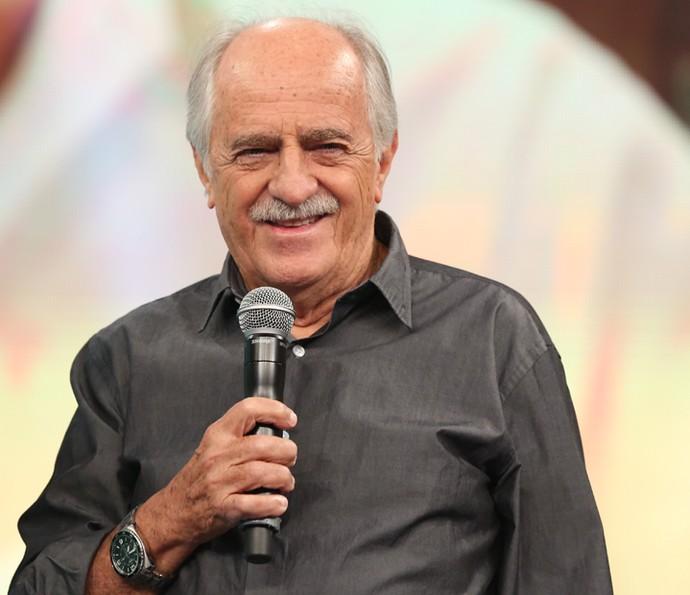 Ary Fontoura tem 60 anos de carreira (Foto: Carol Caminha/Gshow)