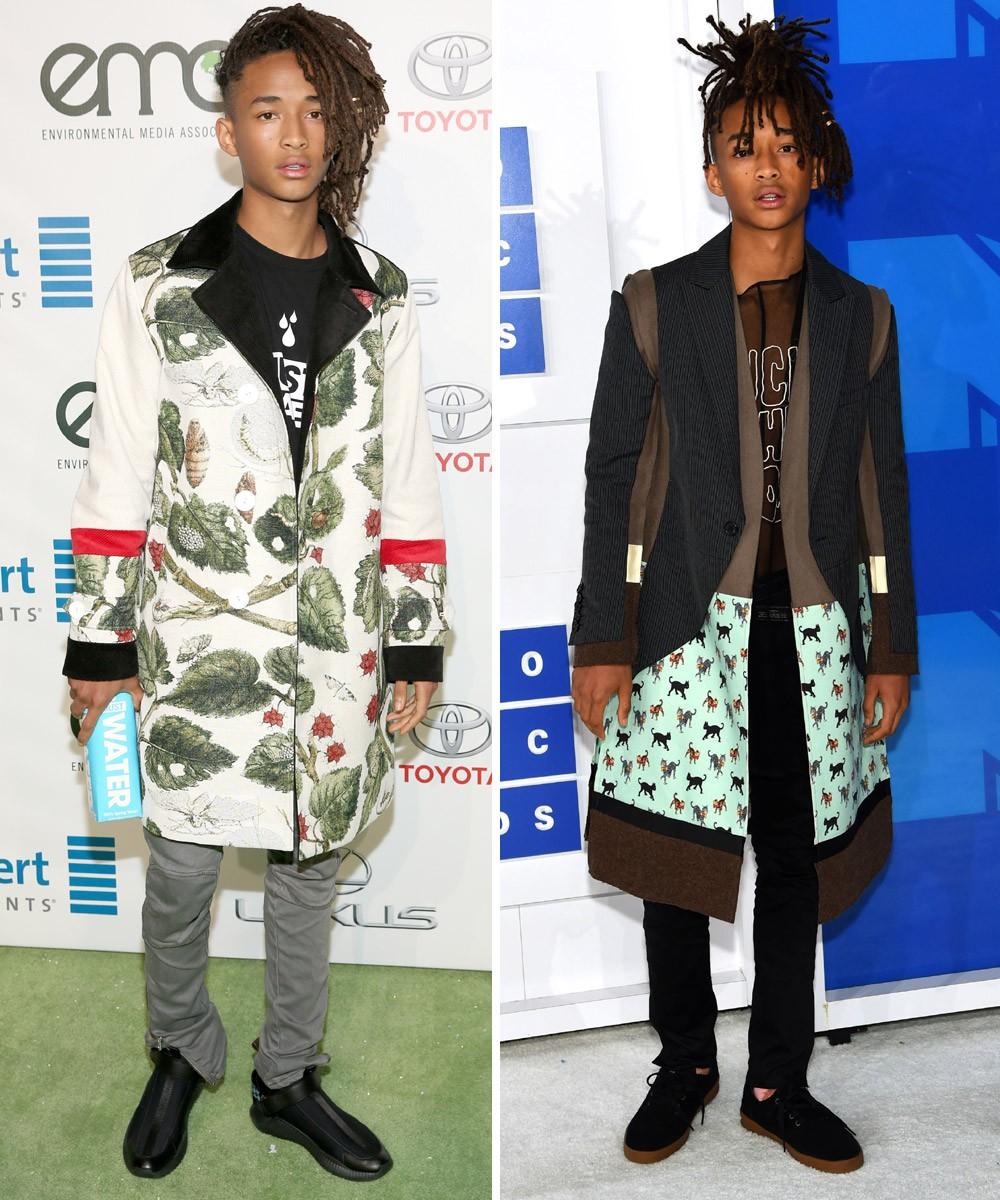 Estilo Jaden Smith: casacos de efeito são escolha certeira do nome fashionista (Foto: Getty Images)