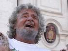 Humorista 'antissistema', Beppe Grillo incomoda políticos da Itália