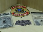 PF prende dois homens no aeroporto de Natal com 1306 pílulas de ecstasy