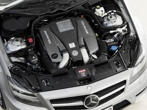 Mercedes-Benz CLS 63 AMG Shooting Brake (Foto: Divulgação)