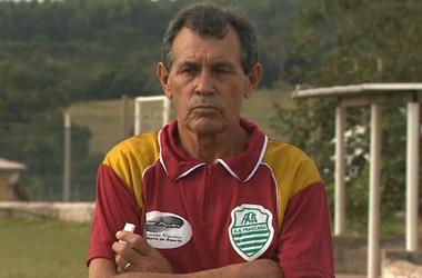 Ciro Rios, técnico da Francana (Foto: Reprodução EPTV)