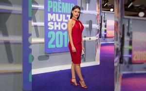 Tapete Vermelho - Prêmio Multishow 2016
