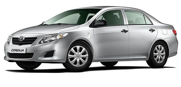 Corolla 2008 (Foto: Toyota)