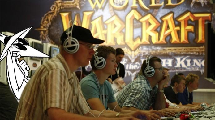 NSA pode estar espionando jogadores de World of Warcraft e outros jogos (Foto: pri.org, superradnow.wordpress.com / Reprodução: Rafael Monteiro) (Foto: NSA pode estar espionando jogadores de World of Warcraft e outros jogos (Foto: pri.org, superradnow.wordpress.com / Reprodução: Rafael Monteiro))