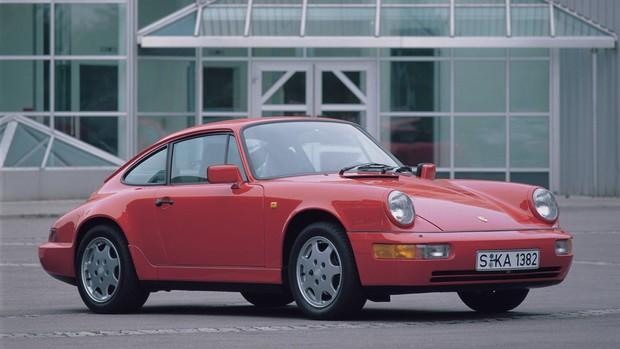 Relembre as gerações do Porsche 911 Carrera Coupé