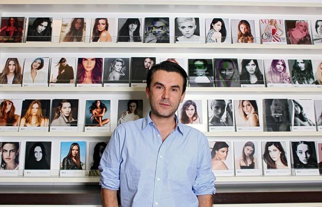 Anderson Baumgartner, proprietário da Way Models (Foto: divulgação)