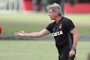 Oswaldo de Oliveira Sport (Foto: Aldo Carneiro/Pernambuco Press)