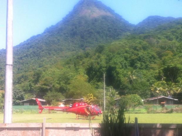 Turista tcheco desaparece em Angra dos Reis, na Costa Verde do RJ (Foto: Joice Trindade/Arquivo Pessoal)