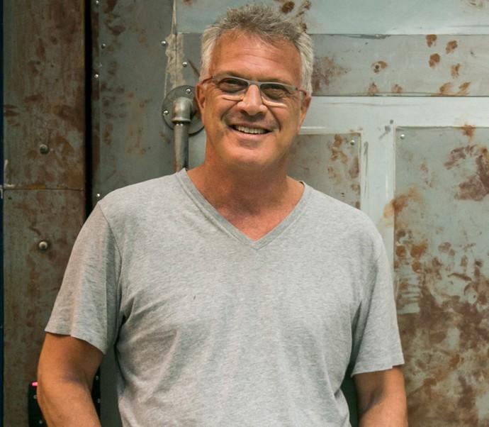 Pedro Bial (Foto: Paulo Belote/TV Globo)