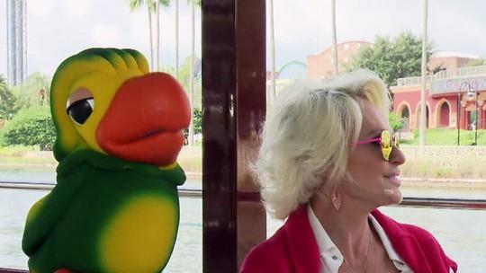 Conforto! Ana Maria se encanta com o Loews Portofino Bay Hotel