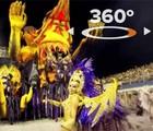 360 GRAUS: dê um giro por desfiles do Grupo Especial (Veja360)
