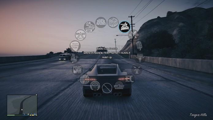 GTA 5: veja como criar rádios personalizadas na versão para PC (Foto: Reprodução)