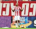 Com alta média de gols no Náutico, Anselmo crê em evolução gradativa