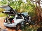 Jovens envolvidos em acidente seguem internados, mas fora de risco
