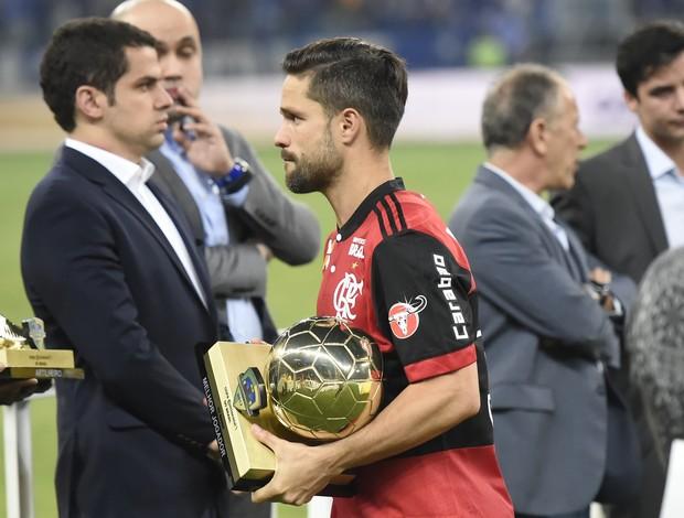 diego flamengo troféu