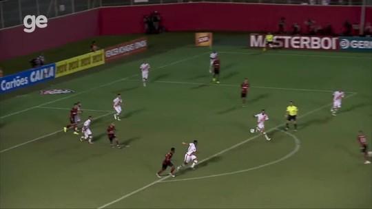 Vitória dribla apagão, bate o River-PI e avança à semi da Copa do Nordeste