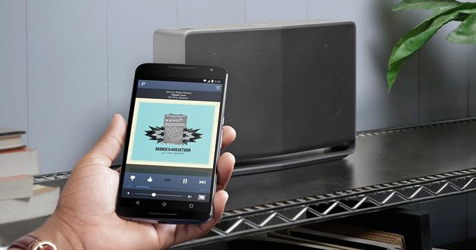 Novos speakers poderão reproduzir áudio da nuvem com o Google Cast (foto: Reprodução/Google)