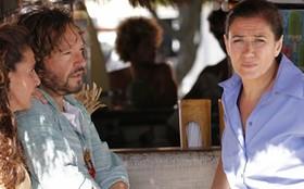 Lilia Cabral contracena com Totia Meireles e Wolf Maya na Barra