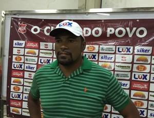 Índio Alagoano, Auto Esporte (Foto: Lucas Barros / GloboEsporte.com)