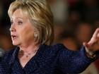 Hillary Clinton promete aumentar impostos sobre mais ricos