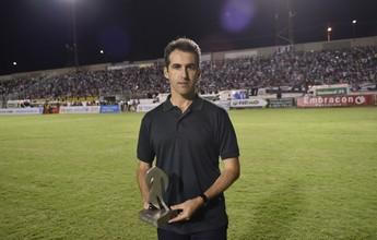 Troféu Globo Minas: Léo Condé é o melhor técnico do Mineiro em 2015
