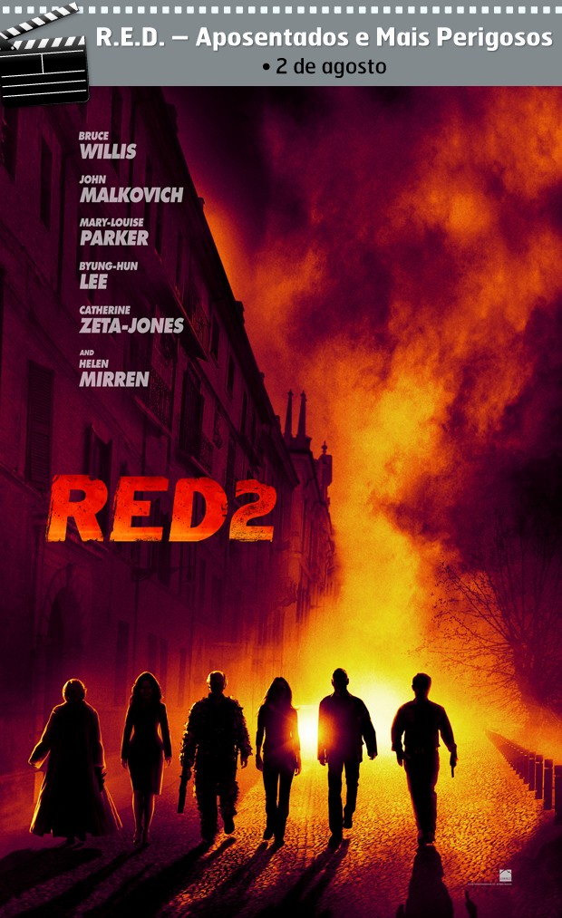 R.E.D. – Aposentados e Mais Perigosos (Foto: Reprodução/Arte Jennifer Defensor)