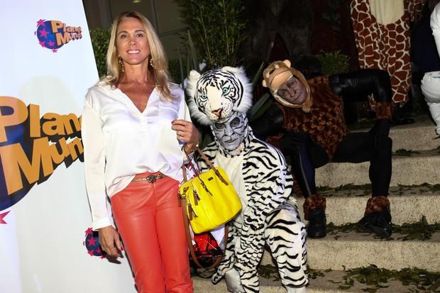 Hortencia na festa de Vittorio (Foto: Manuela Scarpa / Foto Rio News)